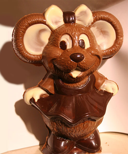 minney mouse karakske